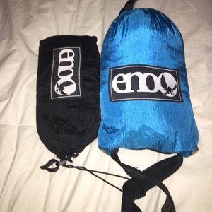 Eno Hammock with straps